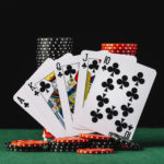 video poker and texas hold'em